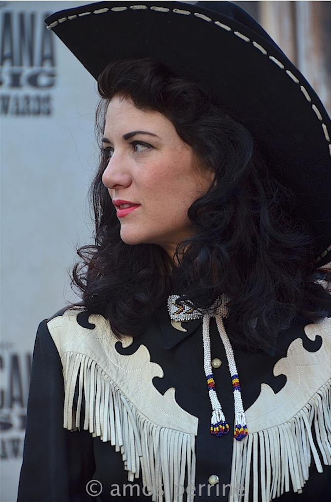 Nikki Lane, AMA Awards Red Carpet, The Ryman, September 16 ...