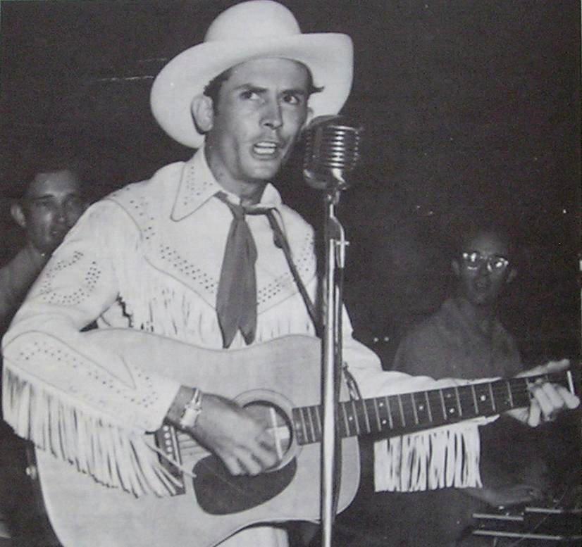Hank Williams Senoir Tour