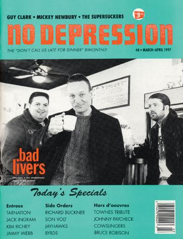 Issue #8 March-April 1997