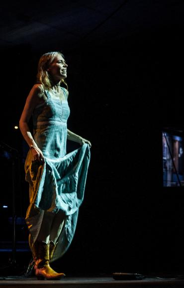 Dream A Highway A Grand Finale For Gillian Welch And Dave Rawlings