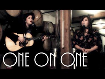 ONE ON ONE: The Secret Sisters October 21st, 2014 City Winery New York Full Set