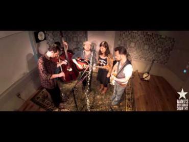 I Draw Slow - Valentine [Live at WAMU's Bluegrass Country]