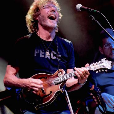 Sam Bush Wows the Crowd in Knoxville