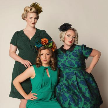 Rosie & the Riveters' 'Ms. Behave' Is a Punk Record in Vintage Girl Group Clothes