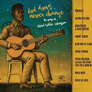 Blind Willie Johnson's Gospel Blues