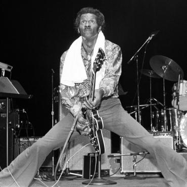 Chuck Berry and the Celebrity Death Pool