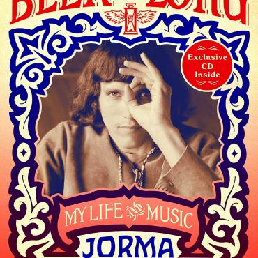 Jorma Kaukonen Book Traces Where Music Has Led