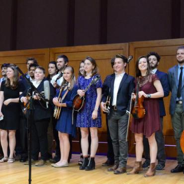 How the University of North Carolina Is Bringing Bluegrass Into the Classroom