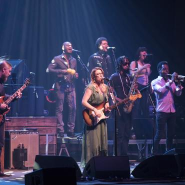The Tedeschi Trucks Band West Coast Tour plays Seattle and Los Angeles