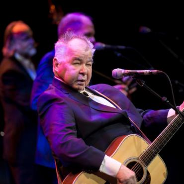 The Angel From Montgomery Comes to London; John Prine at the London Palladium
