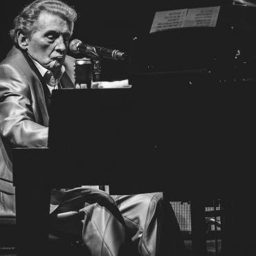 Jerry Lee Lewis at The Theater at Ace Hotel, Los Angeles, CA