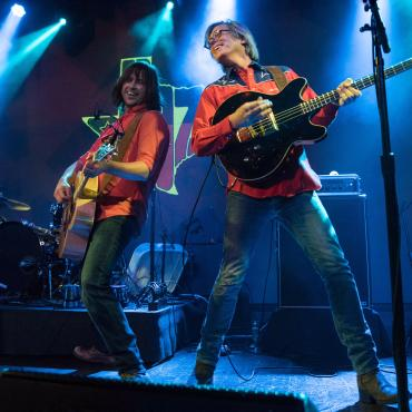 A Little Time(bomb) Off Ahead: Old 97s + Vandaveer