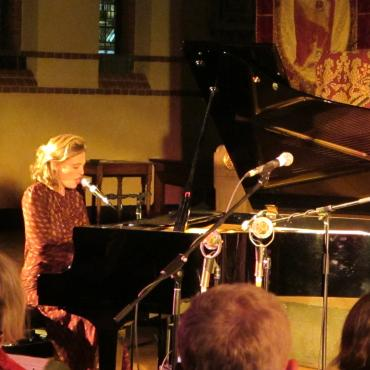 On the Road to Jericho; Tift Merritt at St. Barnabas Church, Jericho, Oxford, UK
