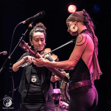 Rising Appalachia @ World Cafe Live