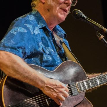 John Sebastian at World Cafe Live