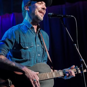 Justin Townes Earle at Ardmore Music Hall