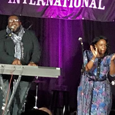Global Sharing: Music Heals in Kansas City