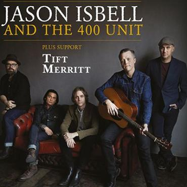 Jason Isbell and the 400 Unit/Tift Merritt at The Roundhouse, London