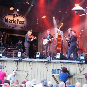 MerleFest Banjo-itis