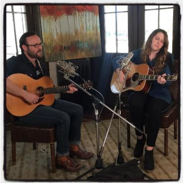 Folk Beach: Day One at 30A Songwriters Festival