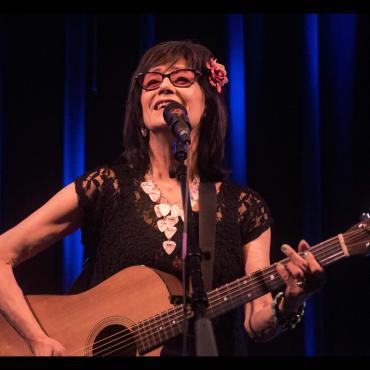 Rosie Flores Debuts New Blues Material at Natalie's