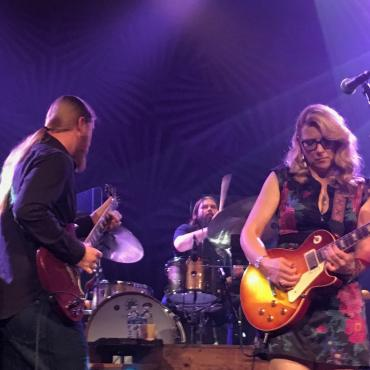 Tedeschi Trucks Band - Joyful Noises @ Ryman Auditorium 3/3/18