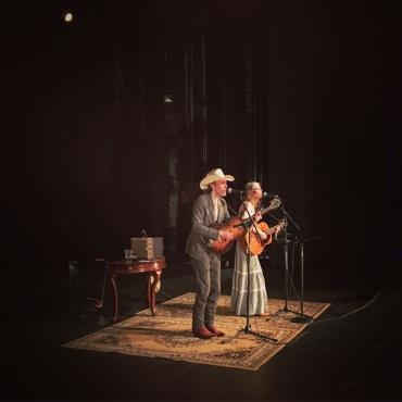 An Evening with Gillian Welch, Enmore Theatre, Sydney