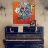 Leon Russell's Glorious Farewell