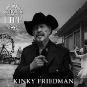 After 40 Years, Kinky Friedman Returns with New Songs