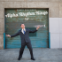 Frontman/trumpeter Robert Dehlinger debuts the Alpha Rhythm Kings with swinging energy