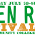 Initial Musings on the Green River Festival