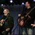 John McEuen and John Carter Cash on Stage Together