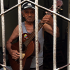 Man in Cuba in Doorway