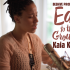 Ear To The Ground: Kaia Kater