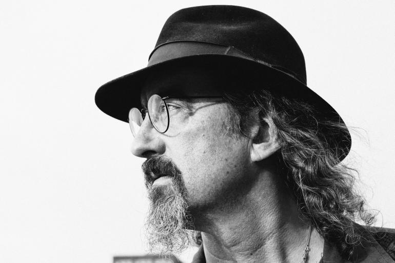 James McMurtry on Guy Clark, Sanders, Trump, and  Fictional Songwriting