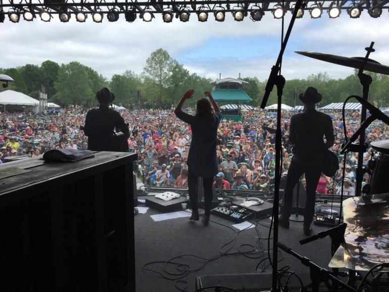 Merlefest Moments 2016: Carlile, Isbell, Hillside Album Hour, and More