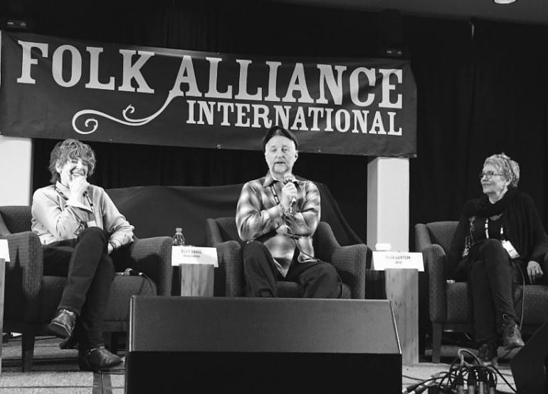 Folk Alliance 2017, Day 3: Who's In and Who's Out