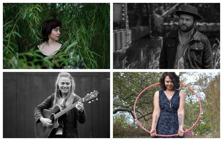 Meet the Finalists for the 2018 ND Singer-Songwriter Award