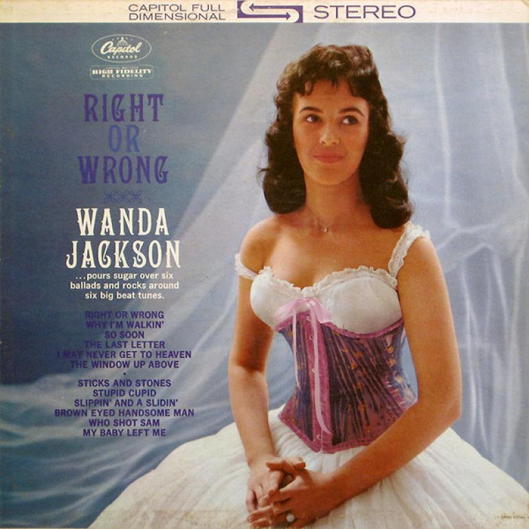 Happy Birthday, Wanda Jackson