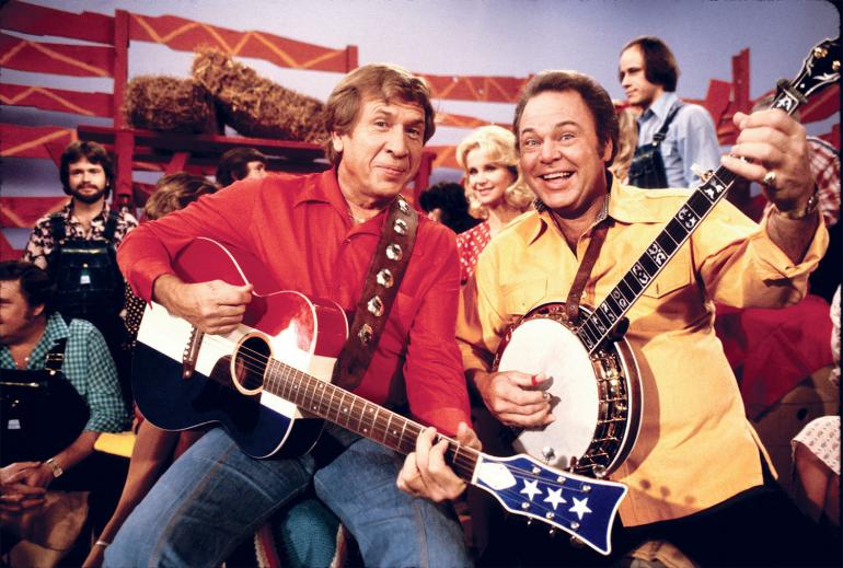 Thanks for Being Here, Roy Clark
