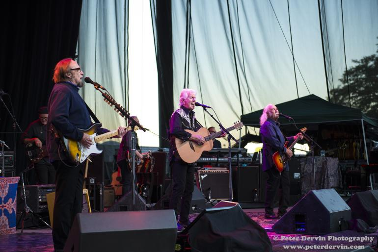 Crosby, Stills and Nash at Chateau Ste. Michelle in Woodinville, Washington
