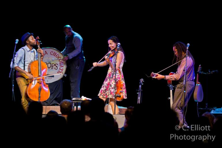 Carolina Chocolate Drops @ Rialto Theatre