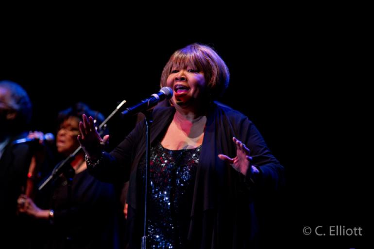 Mavis Staples @ Fox Theatre