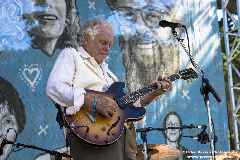 Peter Rowan at Hardly Strictly Bluegrass