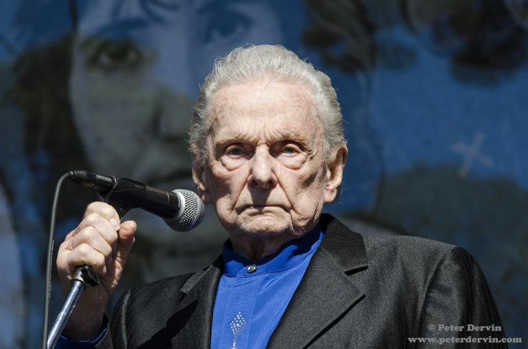Dr. Ralph Stanley at Hardly Strictly Bluegrass