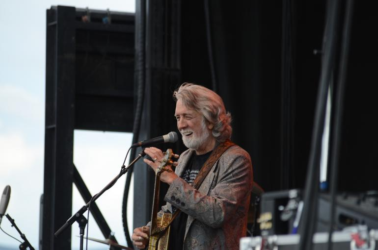 John McEuen (NGDB) at the 5th Annual Red Ants Pants Music Festival.