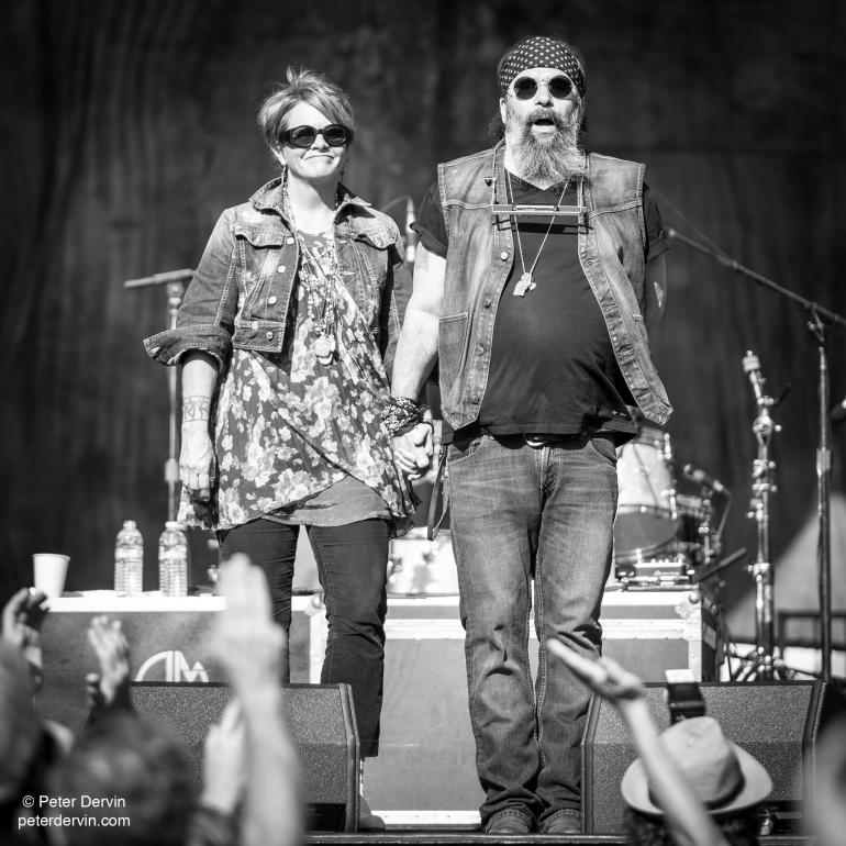 Hardly Strictly Gothic ~ Shawn Colvin & Steve Earle