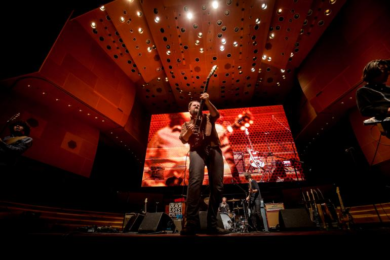 Drive By Truckers play Chicago's Pritzker Pavillion