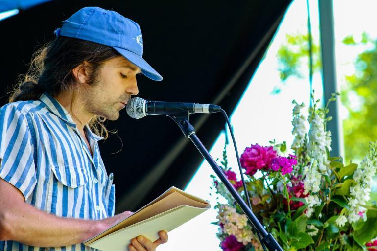 Twain at Nelsonville Music Festival
