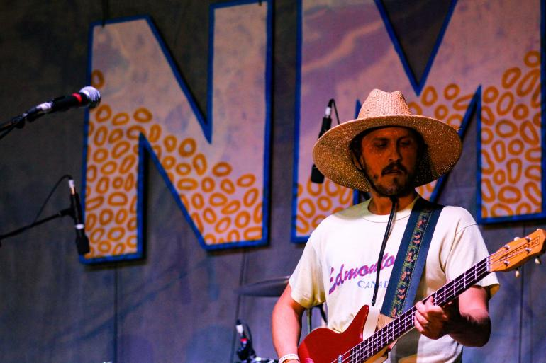 Bummers at Nelsonville Music Festival